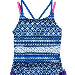Tommy Bahama Printed Swimsuit  new 2t